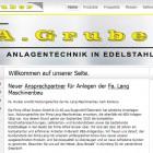 Startseite von www.keg-gruber.at