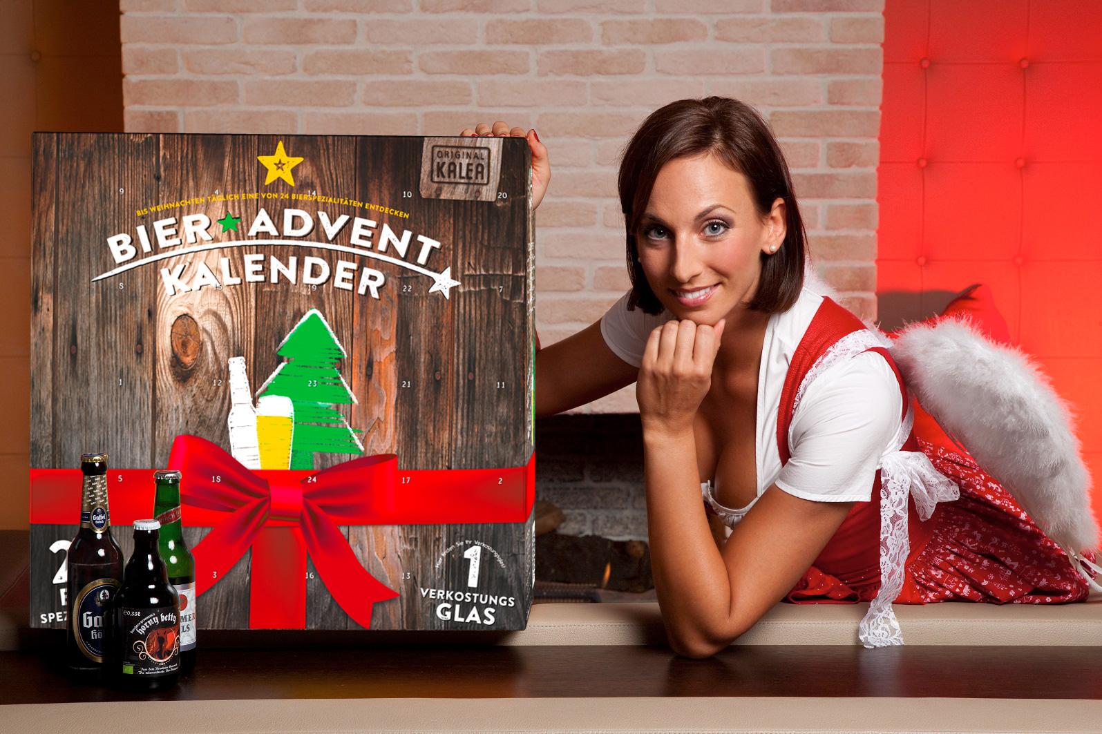 Der Bierkalender von Kalea (Foto: Kalea GmbH.)
