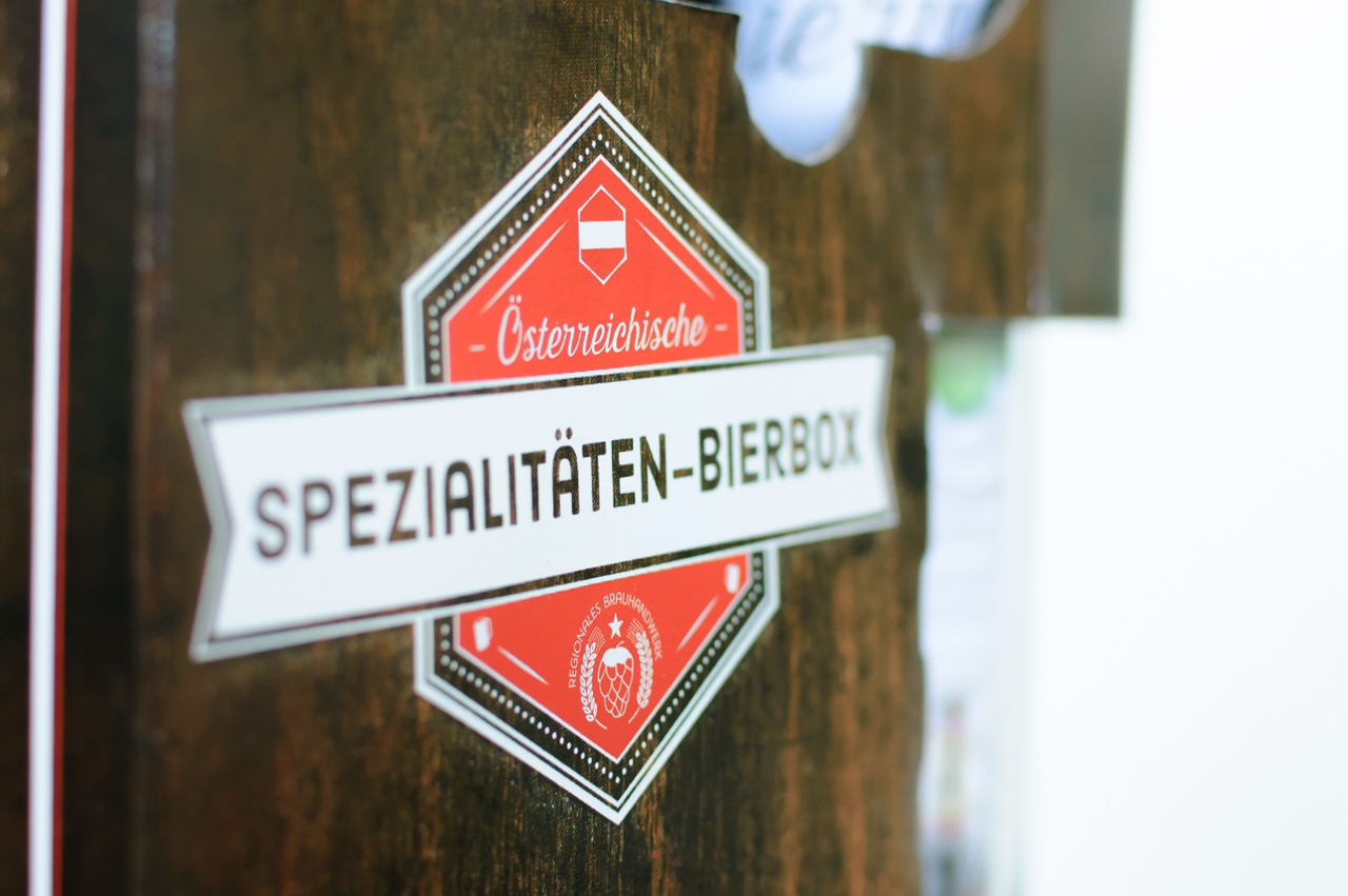 Spezialitäten-Bierbox für Kalea